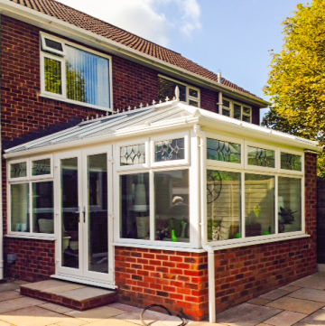 Conservatories from PJ's Trade Windows